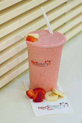 Redberry Smoothie