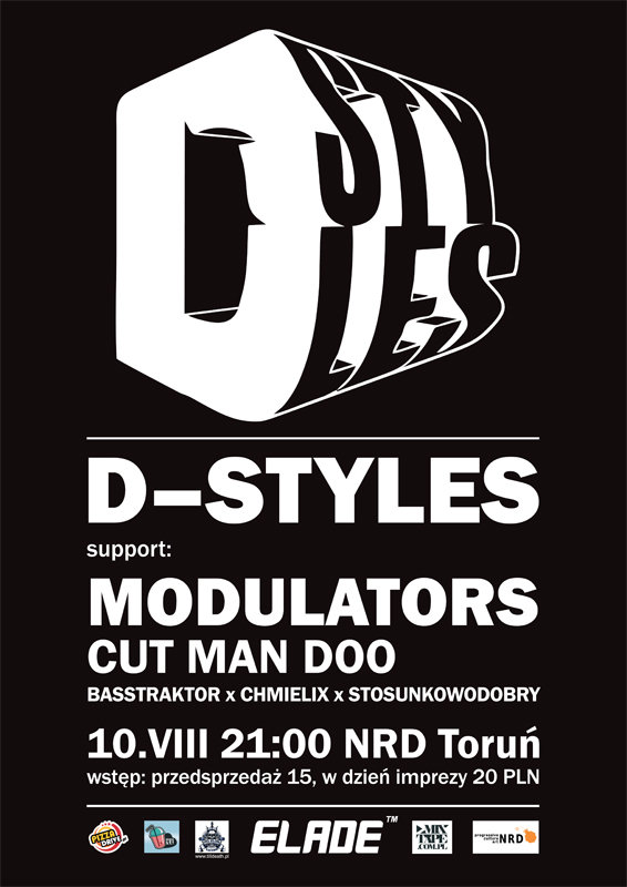2013.08.10 D-Styles . Modulators