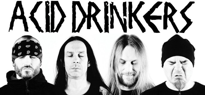Acid Drinkers - Lizard King Toruń